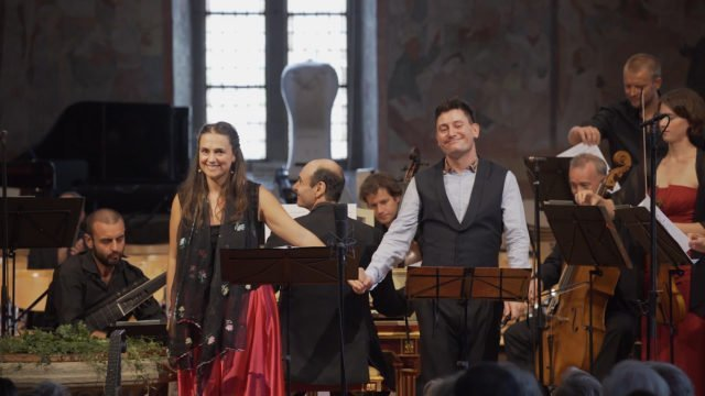 Nuria Rial et Maurice Steger – Baroque Twitter