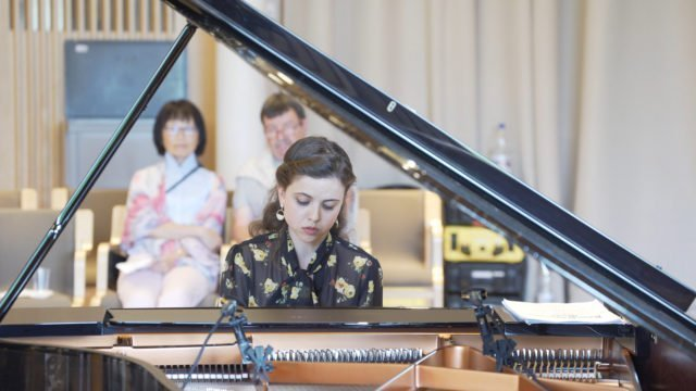 Masterclass with Sir András Schiff – Elena Nefedova plays Schumann