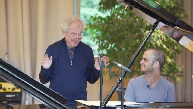 Masterclass with Sir András Schiff – Florian Caroubi plays Schumann